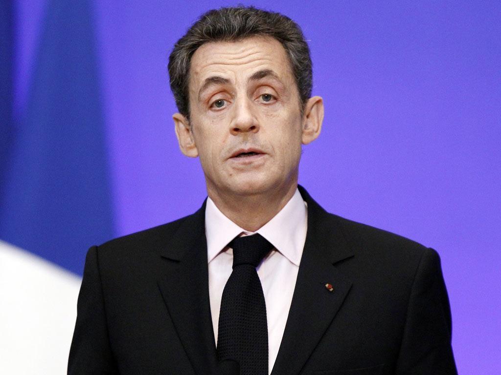 French President Nicolas Sarkozy says Europe needs Britain