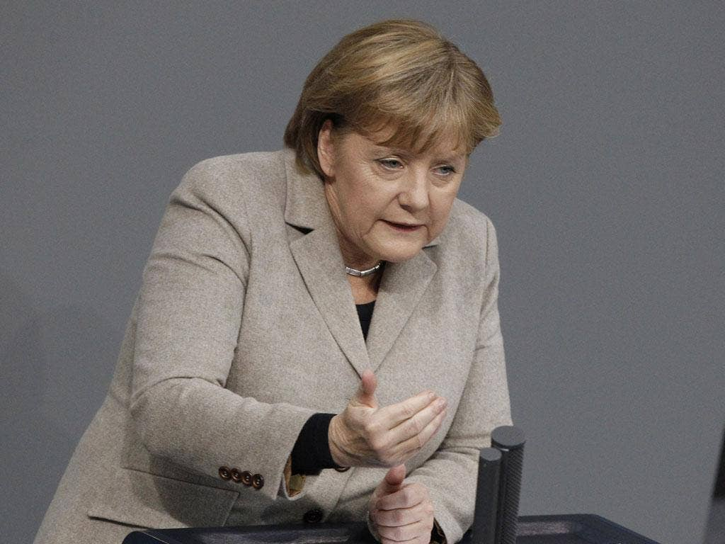 Angela Merkel insisted today that the UK will continue to play an important role in the EU