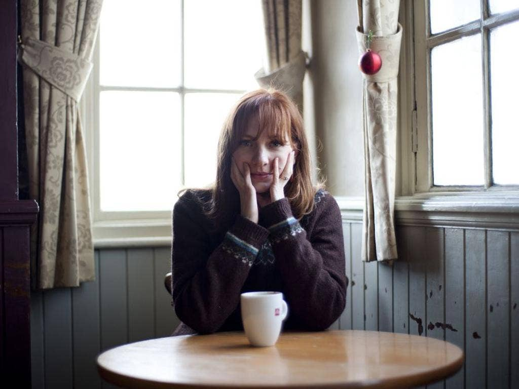 Gripping yarn: Katherine Parkinson