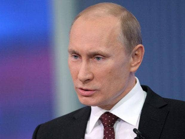 Vladimir Putin said today that the results ofRussia's parliamentary elections reflected the people's will