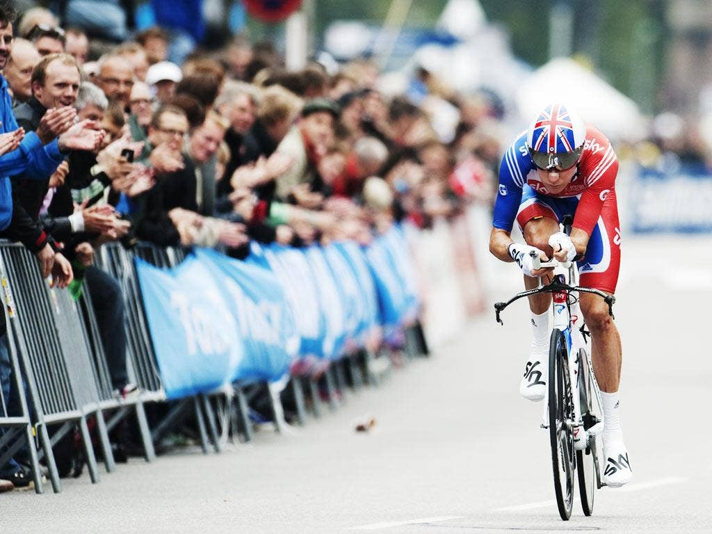 Bradley Wiggins will be hoping for success during next year's Tour de France