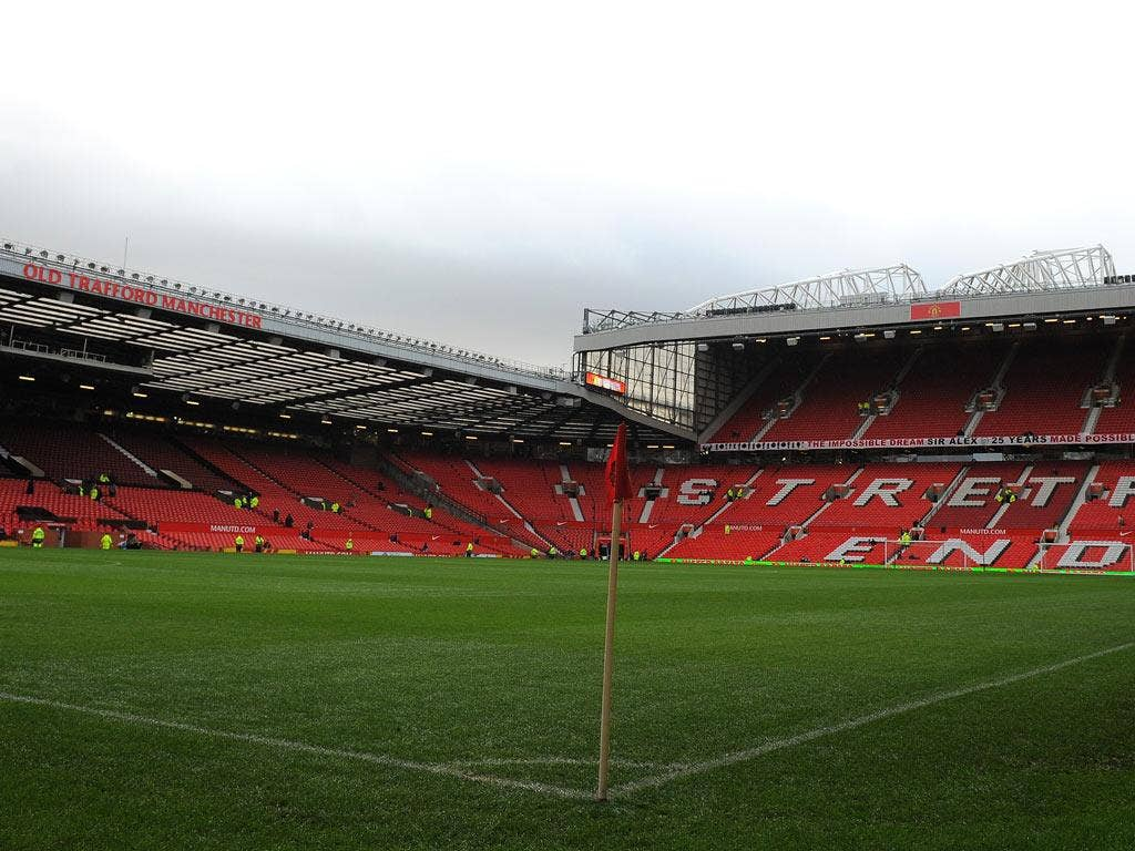 Old Trafford appears the most likely northern venue