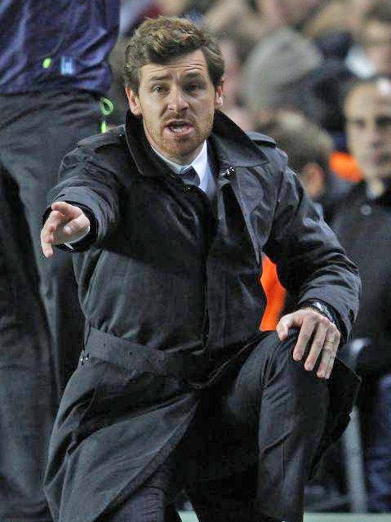 Andre Villas-Boas: 'There are plenty of players pushing for selection. Frank's not the only one'