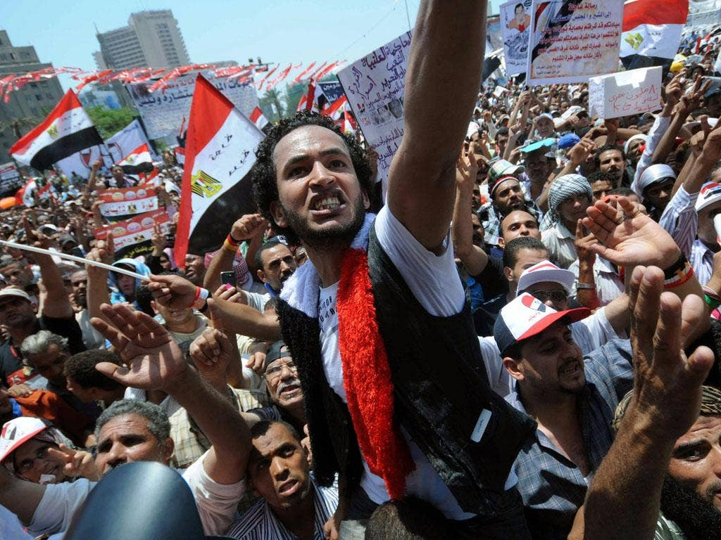 The ramifications of this year's Middle East uprisings are still making their presence present