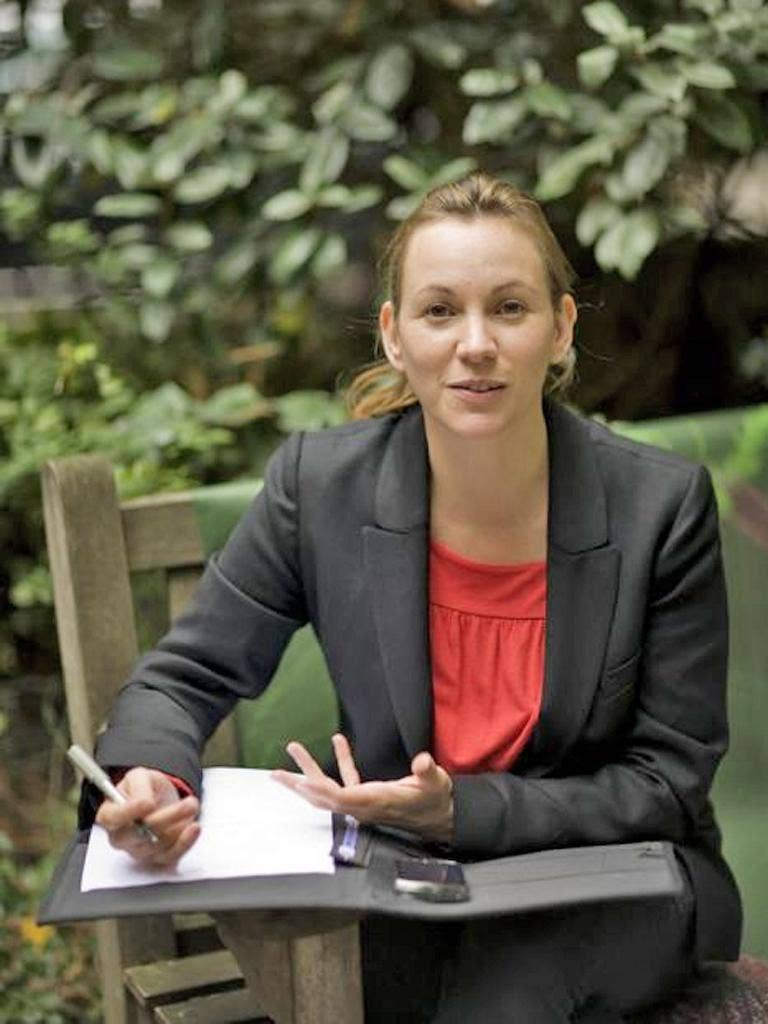 Axelle Lemaire says Britain and France should be working together for the good of the economy