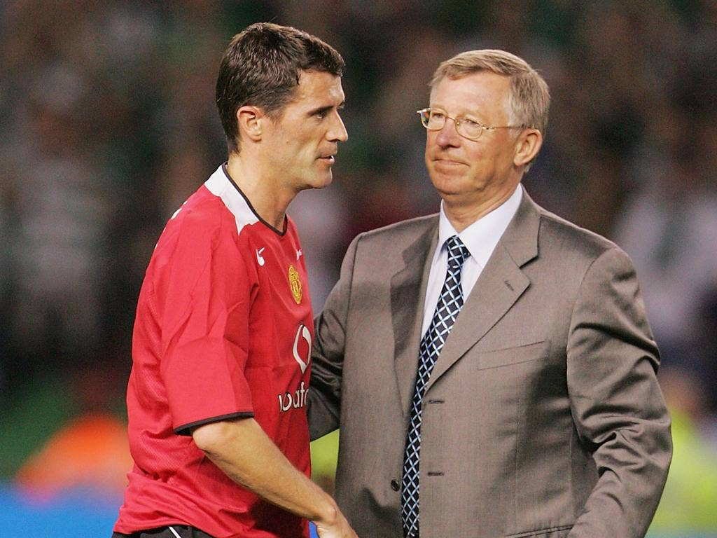 <p><b>Roy Keane:</b></p> The £3.75million Ferguson paid Forest for Keane was a British transfer record at the time, but there is little question that he got value for money. In 12 years of service, the Irish midfielder was United's engine room and driving