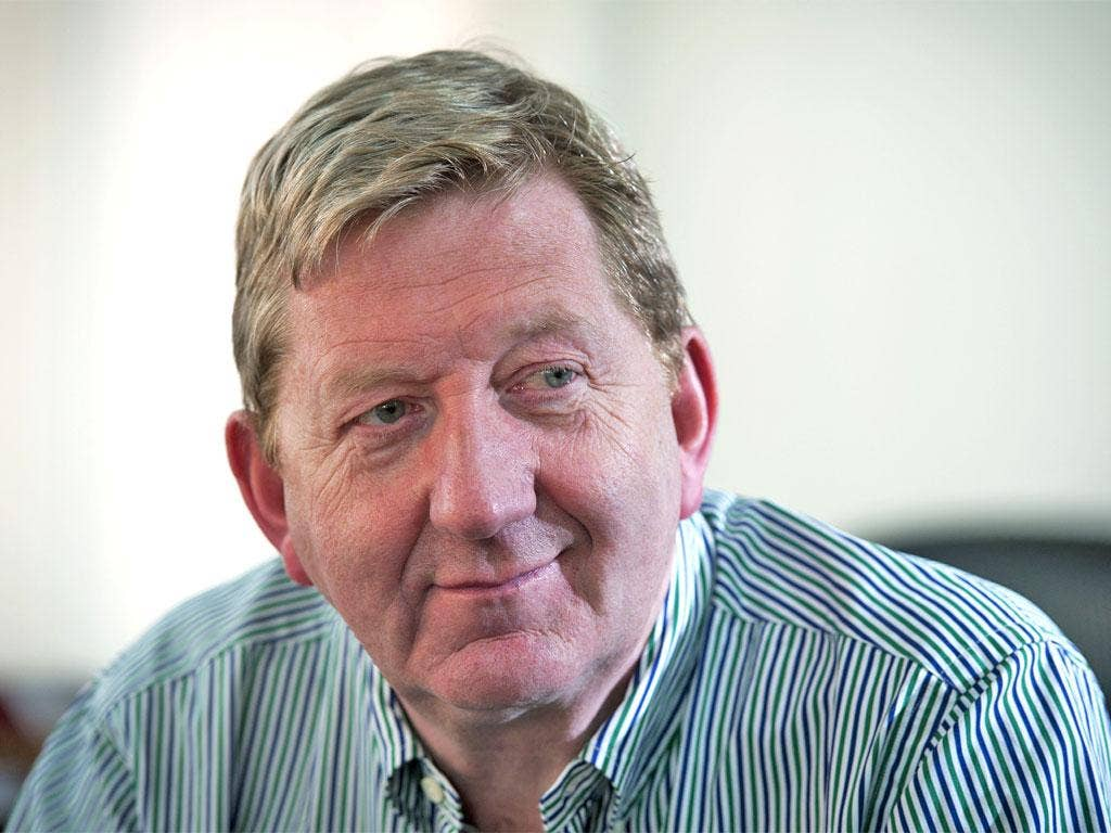 There is no obvious successor to take Len McCluskey's place