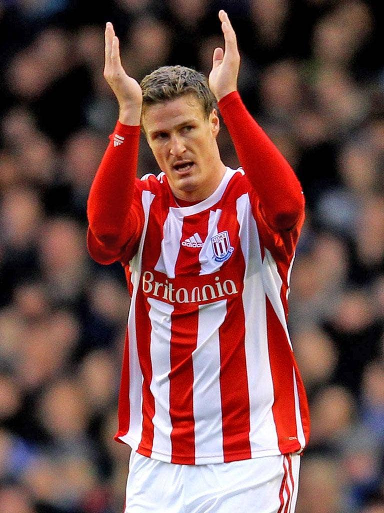 Robert Huth says Stoke have moved on from their Wembley defeat to City
