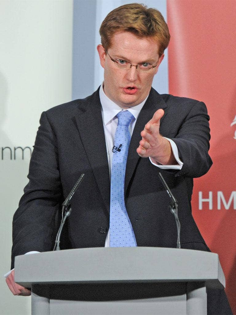 The Chief Secretary to the Treasury, Danny Alexander, said the reforms will improve fiscal sustainability