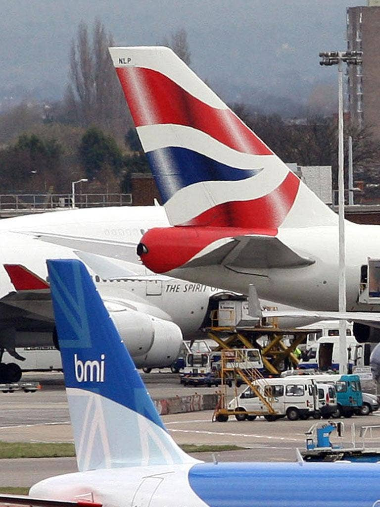A British Airways flight was forced to make an emergency landing after two abusive women drunk on Malibu attempted to storm the cockpit it has been reported today.