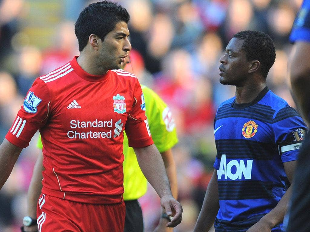 Kenny Dalglish has refused to acknowledge Luis Suarez's guilt for using racist language at Patrice Evra