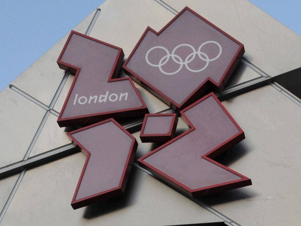 LONDON OLYMPICS: The 2012 games are expected to provide a temporary boost to growth