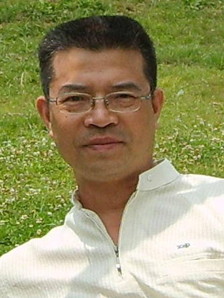 CHEN XI: The activist wrote articles criticising the Communist Party and advocating human rights