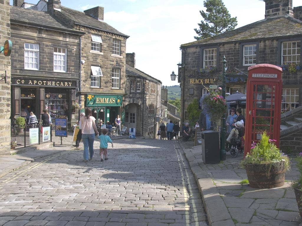 Haworth is one of the country's leading literary destinations