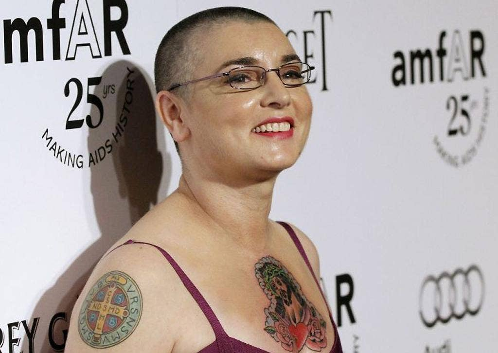 Sinead O'Connor has ended her fourth marriage after just 16 days
