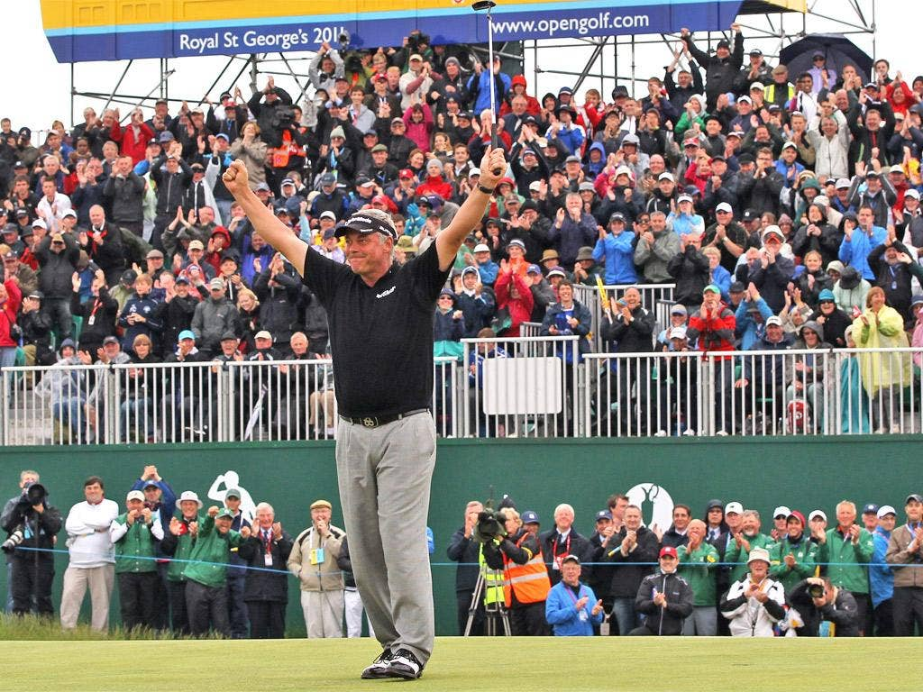 Clarke: 'All I ever wanted in golf was to win the Open... but it's not like you expected it to be'