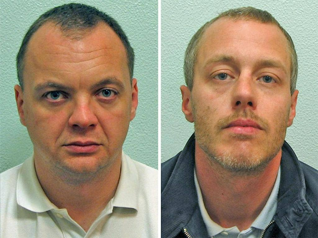 Gary Dobson and David Norris are accused of murder