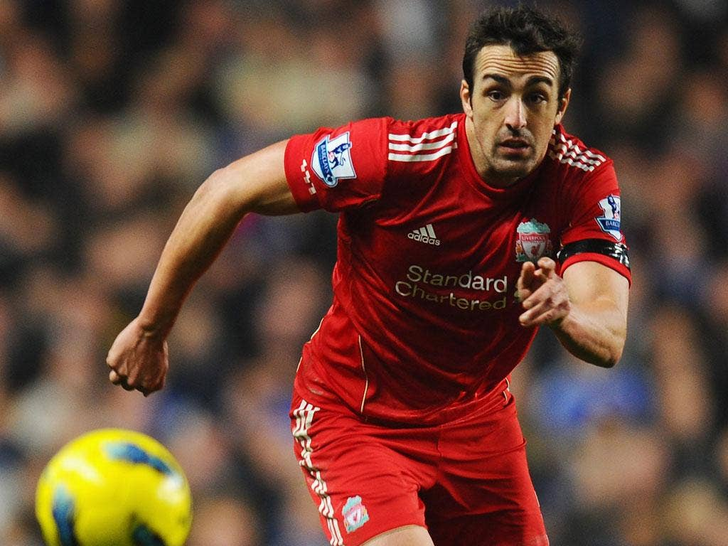 Jose Enrique is targeting the top four