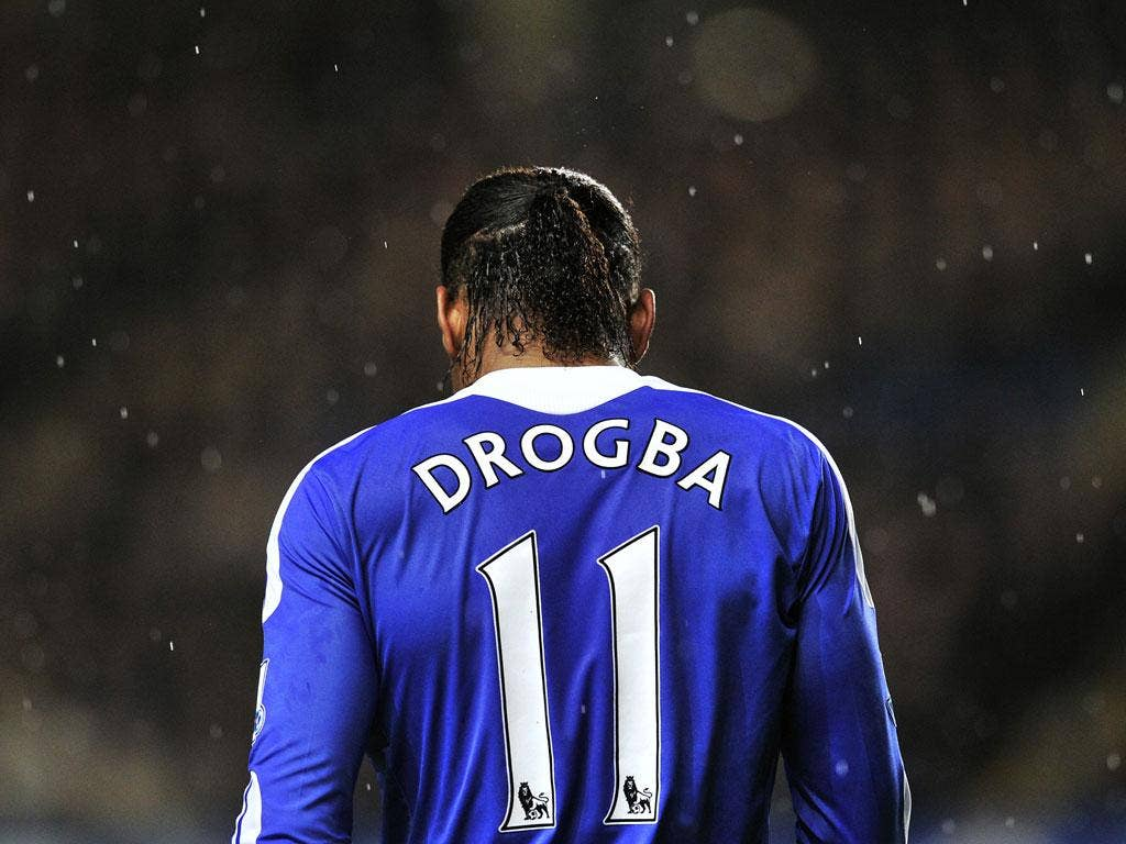 Didier Drogba – Chelsea 33-year-old Drogba has struggled to strike a partnership with Fernando Torres, while his previous partner in crime Nicholas Anelka has agreed a move to China. The Ivorian has also been linked to China as well as Russia, though a mo