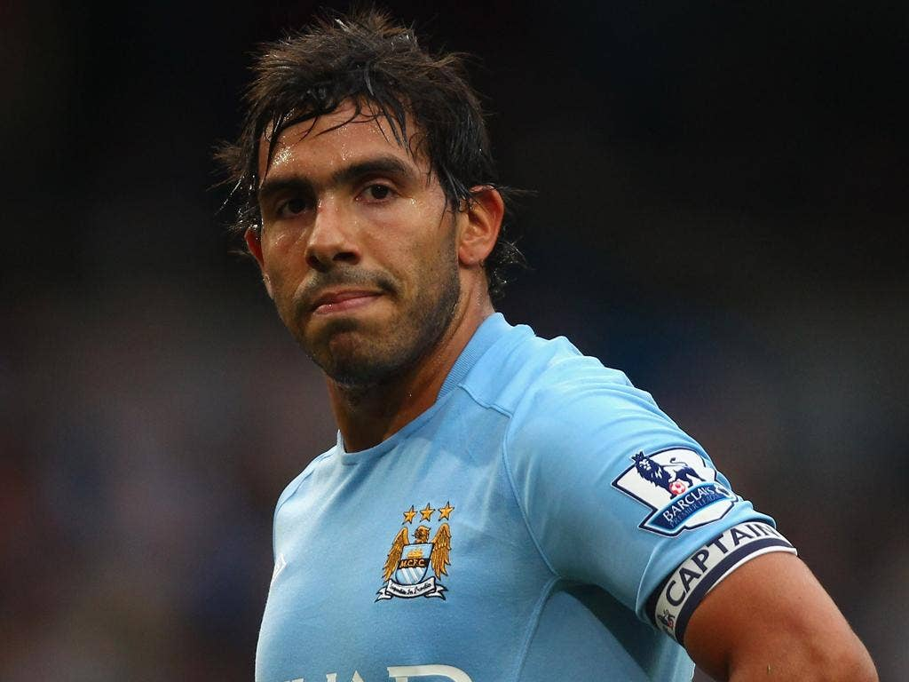 Carlos Tevez: Harry Redknapp ruled out a move for the Argentine, citing the striker's wage demands