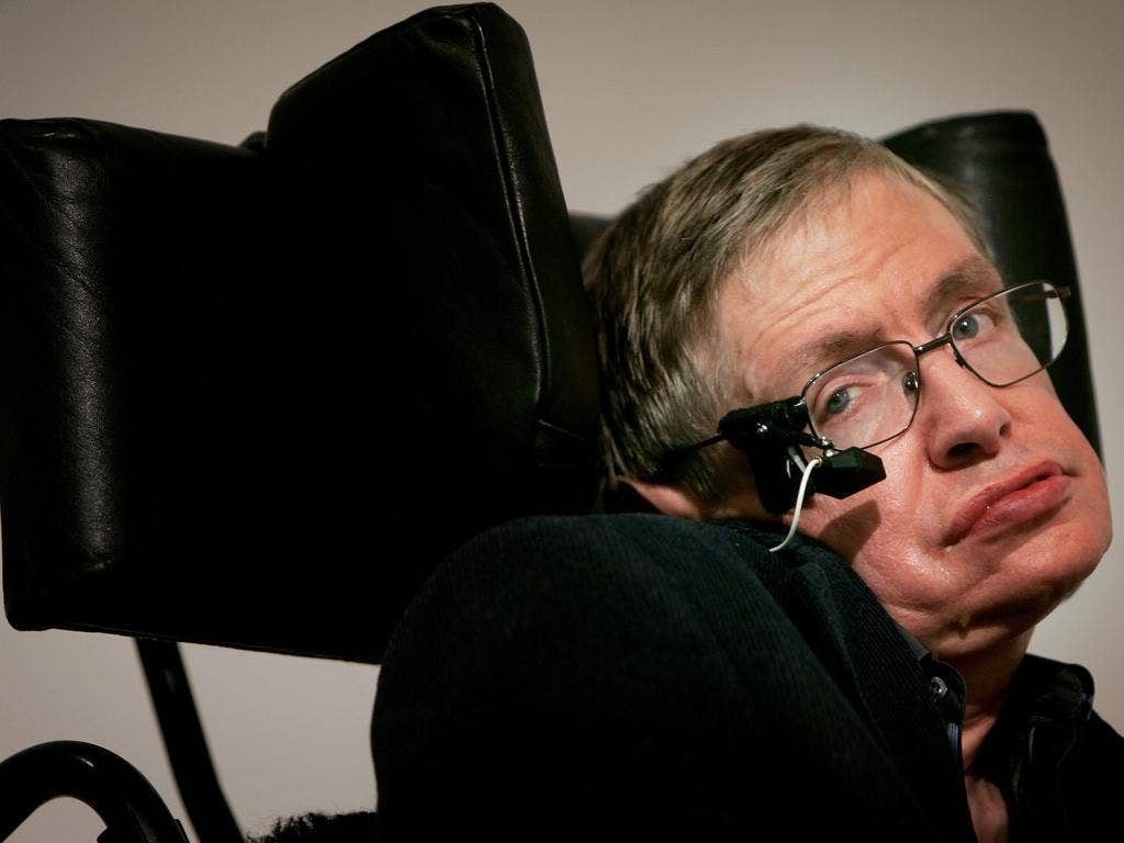Diagnosed with motor neurone disease at 21, Stephen Hawking was warned he might not live to see his 22nd birthday