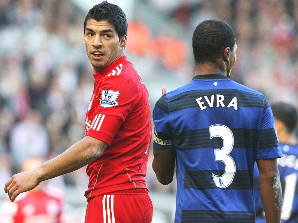 Luis Suarez was deemed to have given unreliable evidence