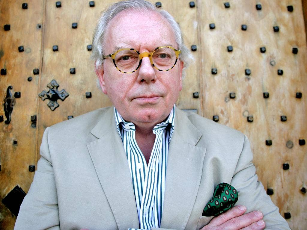 David Starkey caused outrage with comments he made on 'Newsnight' in the wake of the August riots