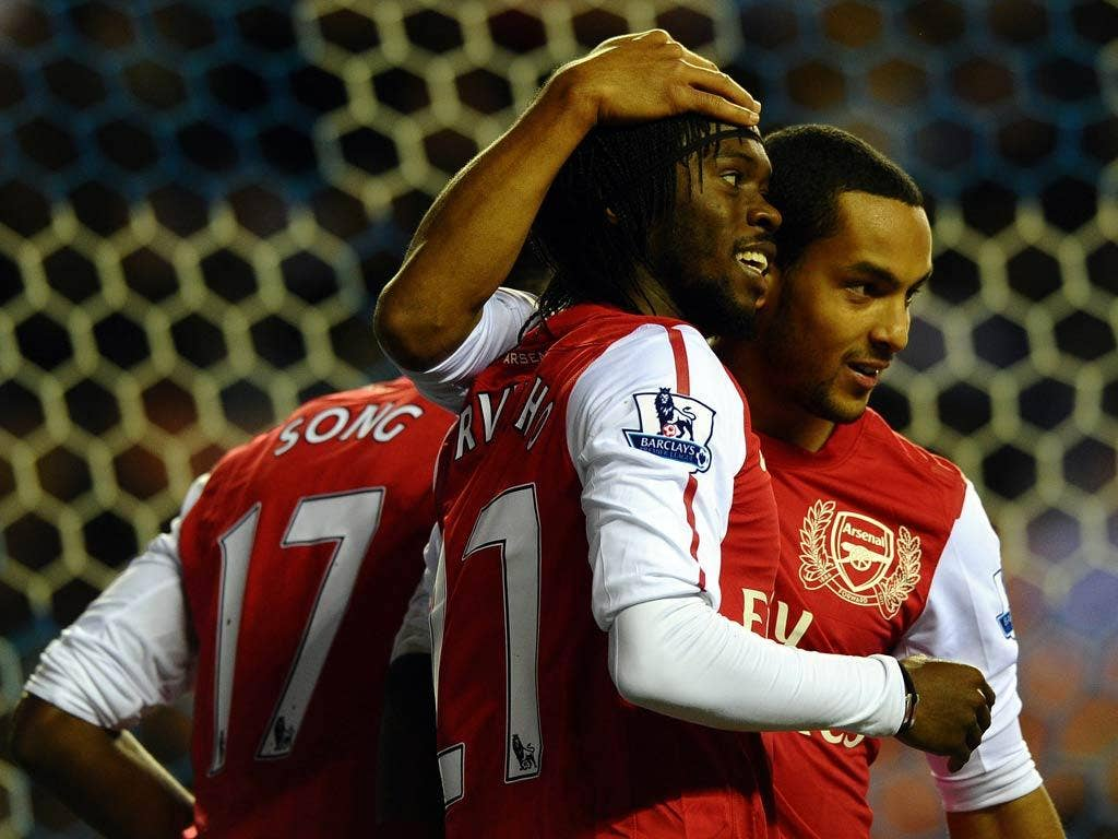 Theo Walcott says the team have come together
