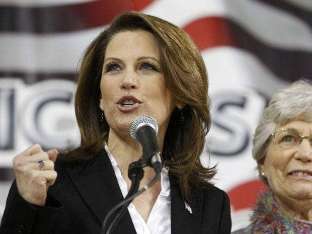 MicheleBachmann has ended her bid for the White House