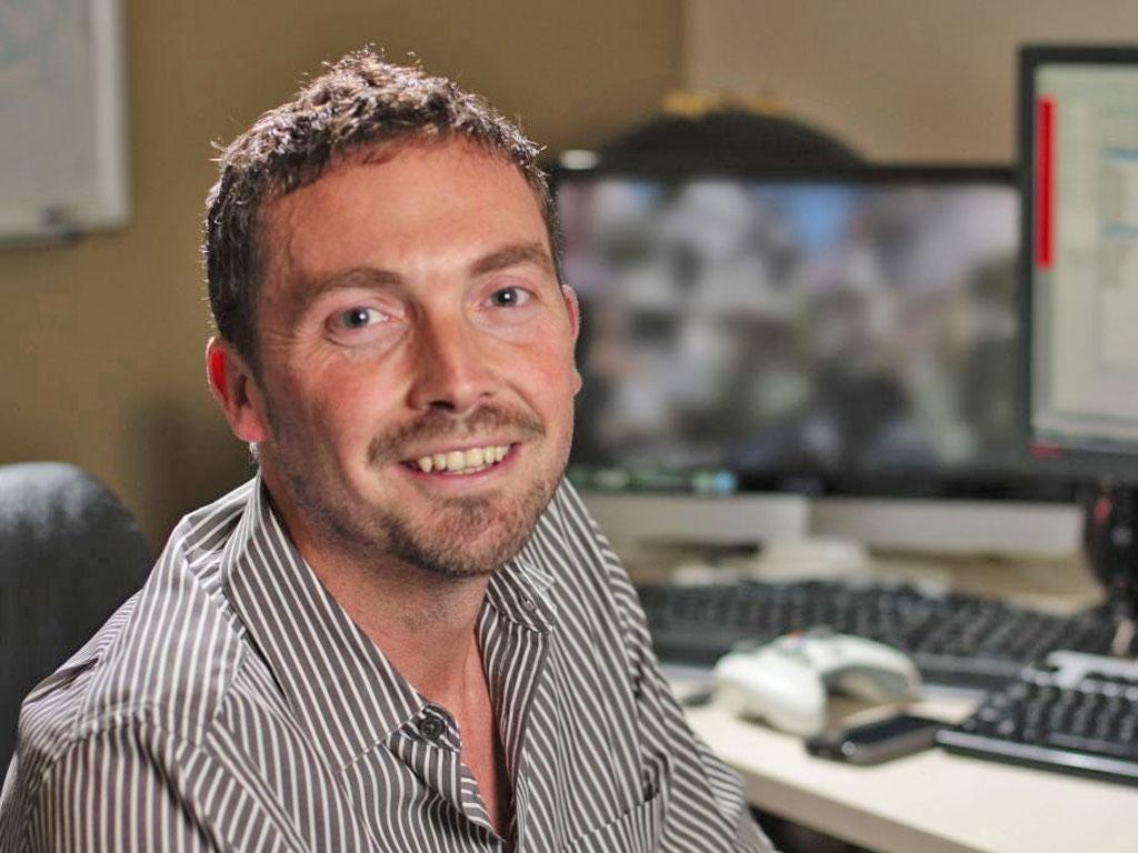 Jolyon Myers, video game designer