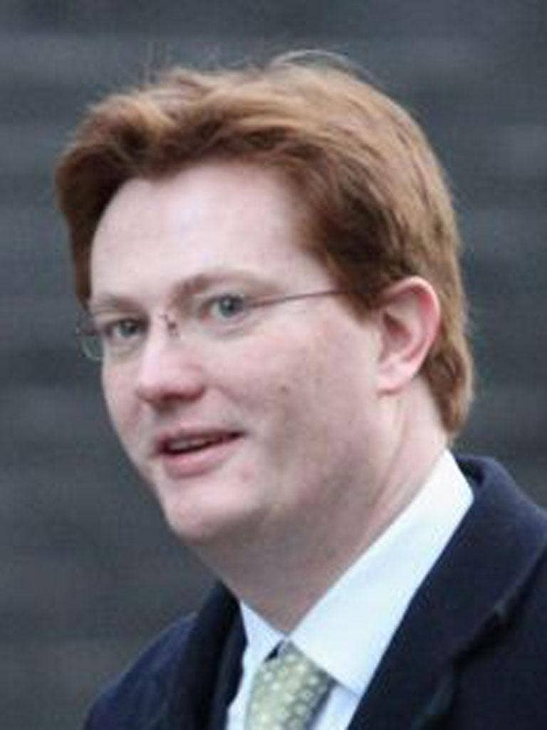 Danny Alexander, the Lib Dem Treasury Secretary,  says he wants tax to be fairer for those on low incomes
