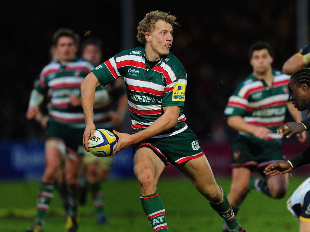 For the second time this season, Billy Twelvetrees scored 29 points against Wasps