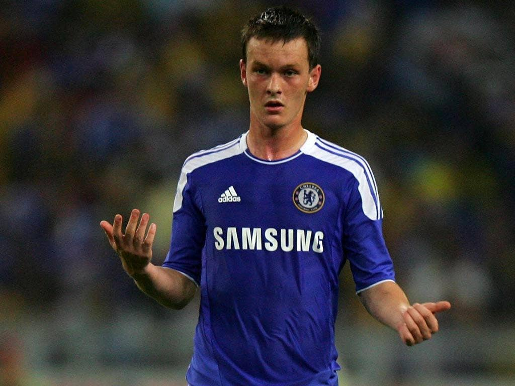 Josh McEachran's chances at Chelsea have been severely limited