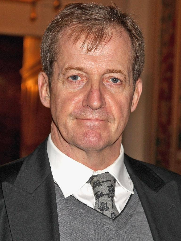 Alastair Campbell, a former No 10 spin doctor, suffers depression