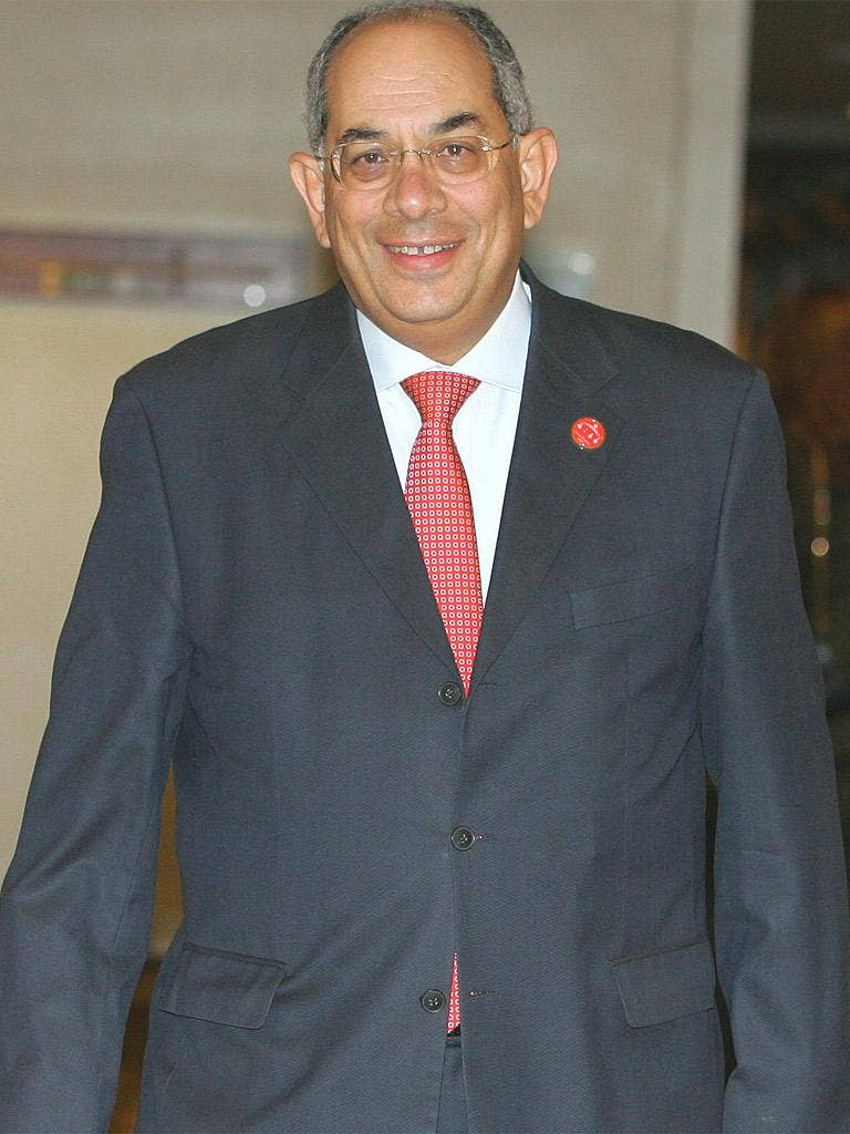 Youssef Boutros-Ghali has been spotted at lectures hosted by the LSE and Chatham House