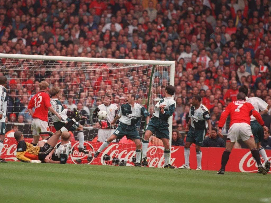 Liverpool were last at Wembley in 1996