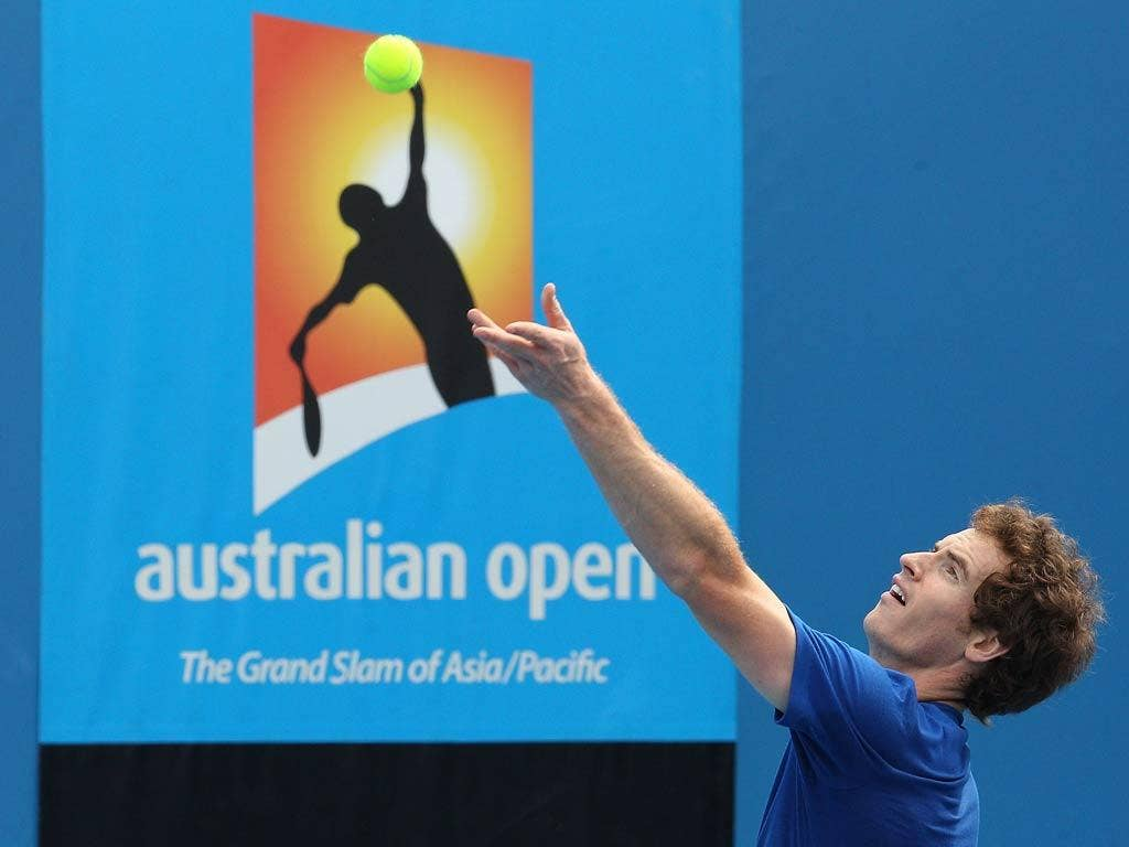 Andy Murray has reached the final of the Australian Open the last two years