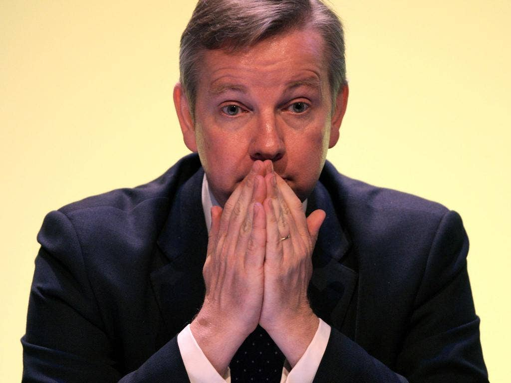 Michael Gove also wants to shorten the summer holidays