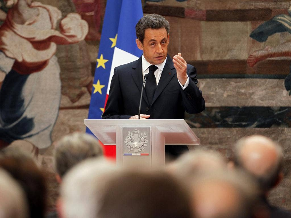 France: Credit downgrade is an embarrassment for President Nicolas Sarkozy. But the move was long expected by markets