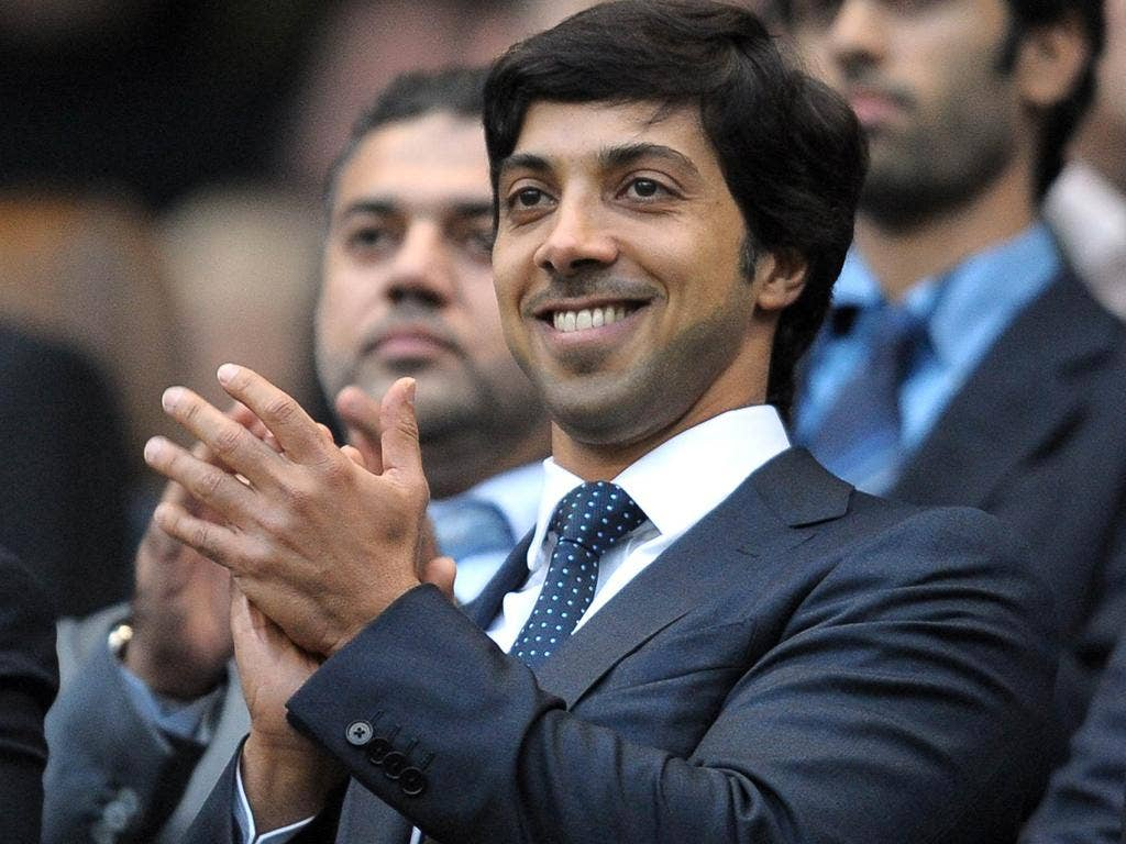 Sheikh Mansour is UAE's sports personality of the year