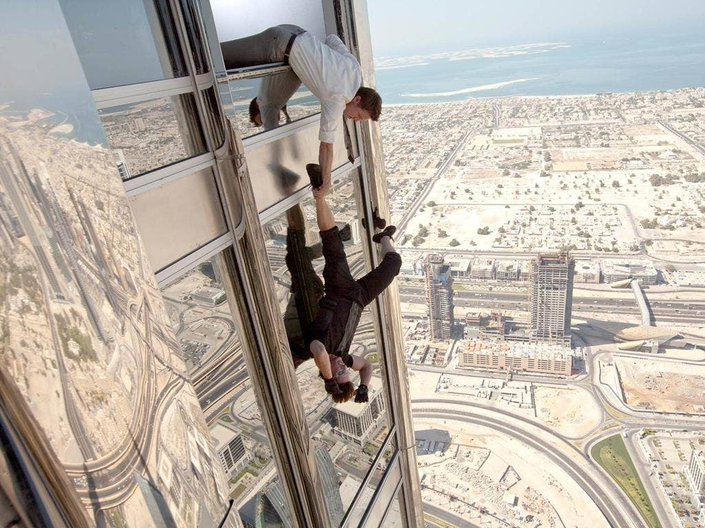 Too much hanging around: 'Mission: Impossible - Ghost Protocol'