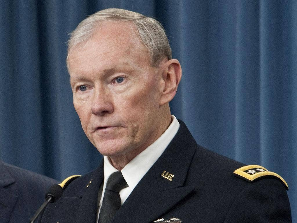 General Martin Dempsey: A former combat commander in Iraq, he became head of the US Joint Chiefs of Staff last September