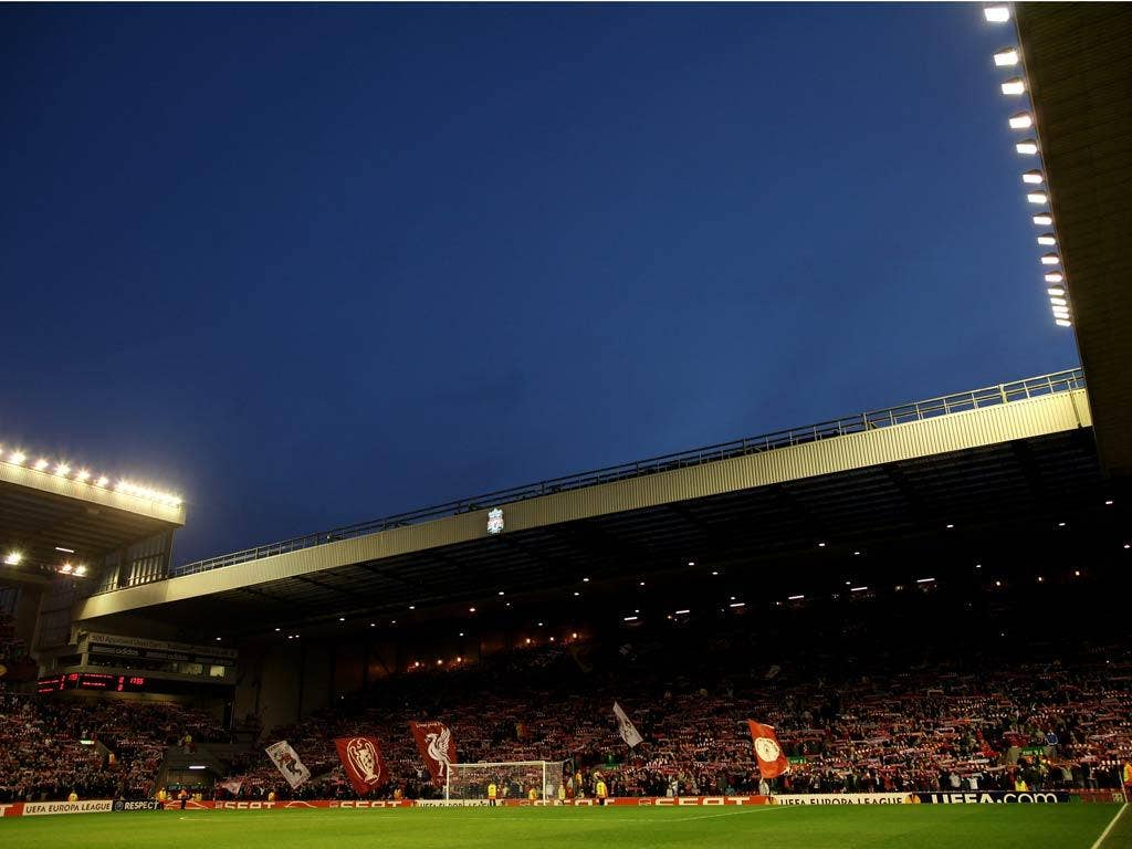 Anfield could still be redeveloped