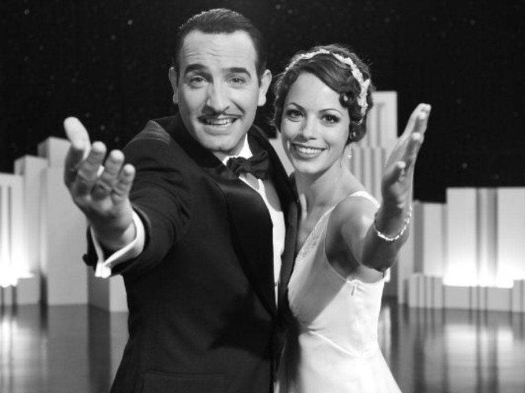 Michel Hazanavicius' silent film The Artist received the most nominations. It has been honoured in 12 categories, including best film, director, leading actor for Jean Dujardin, leading actress for Berenice Bejo, original screenplay, original music, cinem