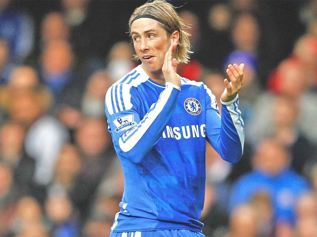 Torres looked sharp despite not getting on the scoresheet against Sunderland last Saturday