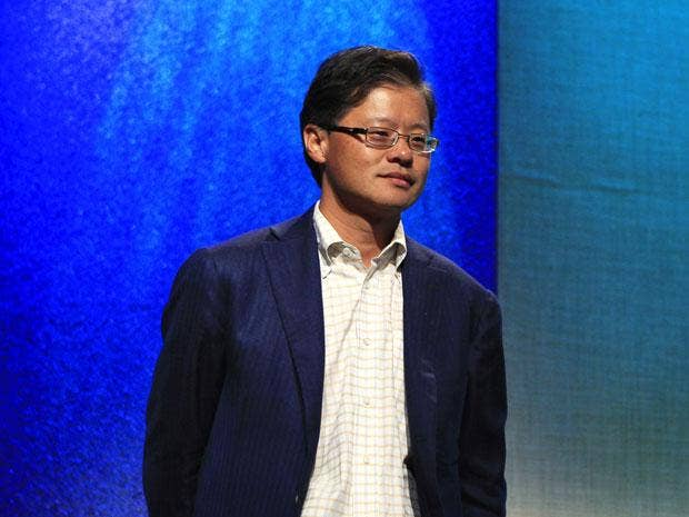 Yahoo co-founder Jerry Yang is leaving the struggling internet company