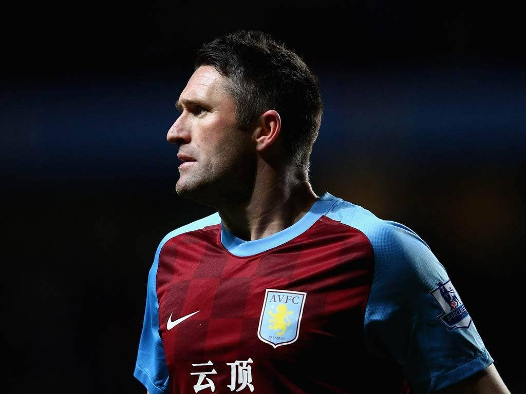 Robbie Keane is on loan from LA Galaxy