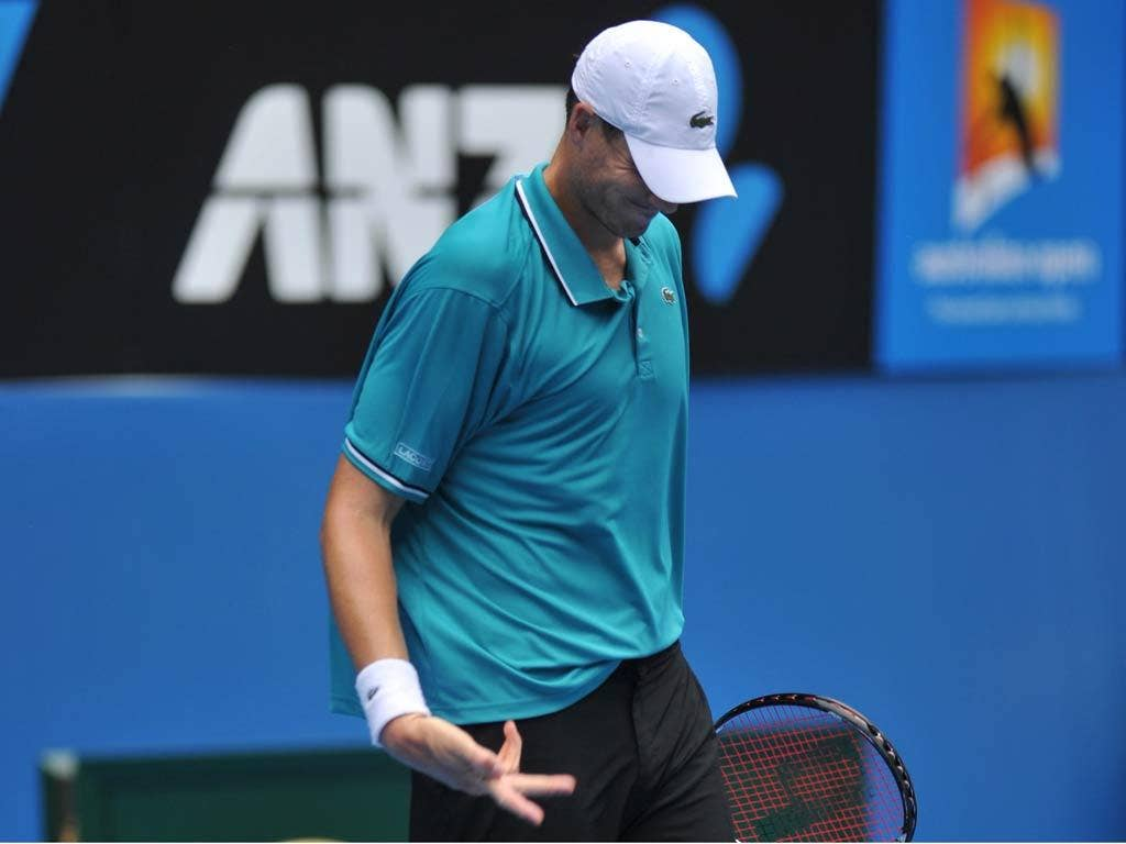 John Isner could not make it through another five sets victorious