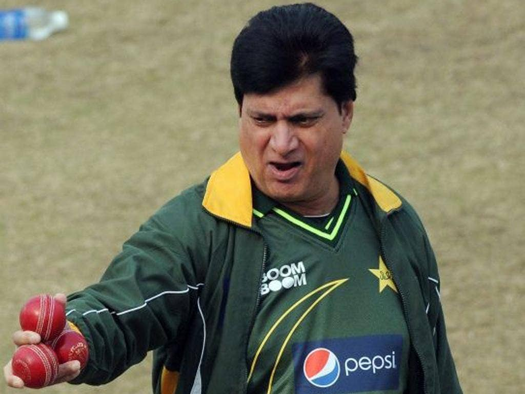 'Cricket is not just a game in Pakistan it's a way of life, it's a passion. They adore cricket'