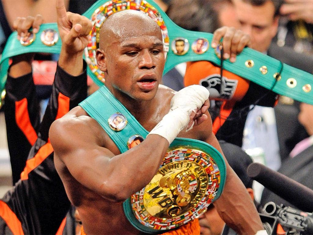 Floyd Mayweather Jnr is at the core of debates and double bluffs